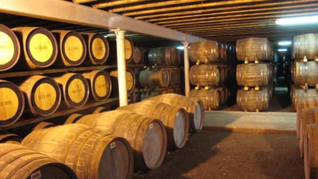 Single Malt Whisky Casks