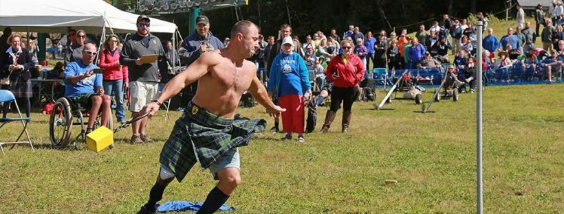 HIGHLAND GAMES | Tea, Toast and Travel