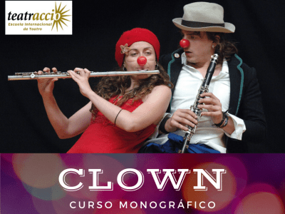 Monographic course of clown