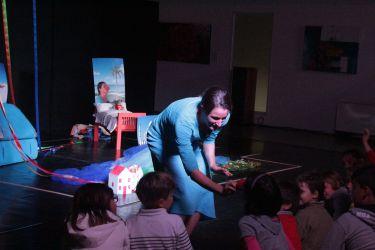 NASO ROSSO - Teatrimperfetti Maria Ellero - Trallallero 2013