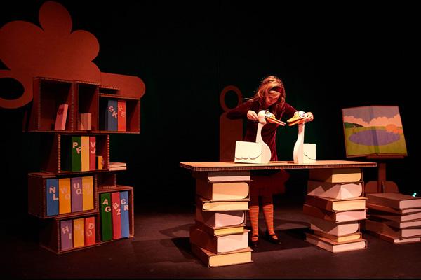 2- VeoLeo de Teatro Arbolé