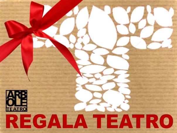 Regala Teatro Arbolé