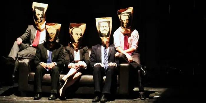 Resultado de imagen de teatro de la política