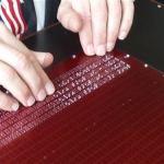 """Desarrollan una """"tablet"""" Braille con Android"""