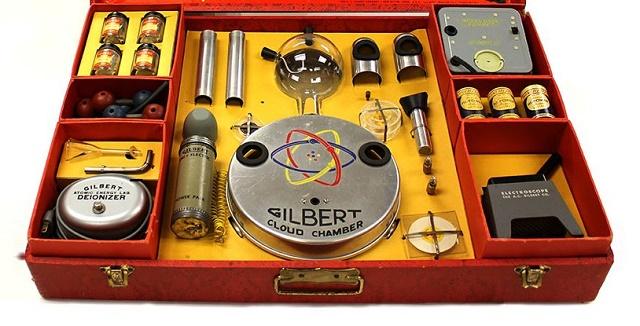 kit atómico gilberts