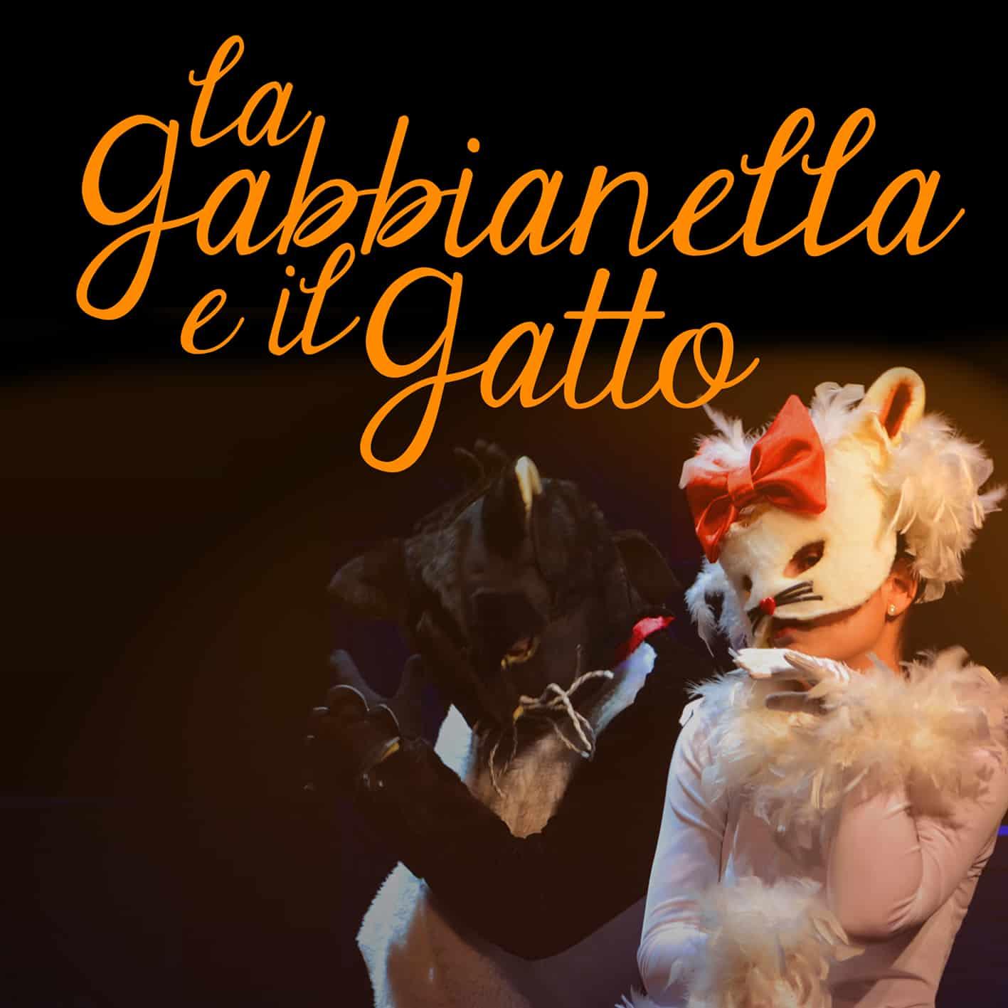 gabbianella e gatto teatro scuola