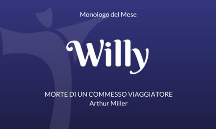 """Il Monologo di Willy Loman da """"Morte di un commesso viaggiatore"""", di Arthur Miller"""