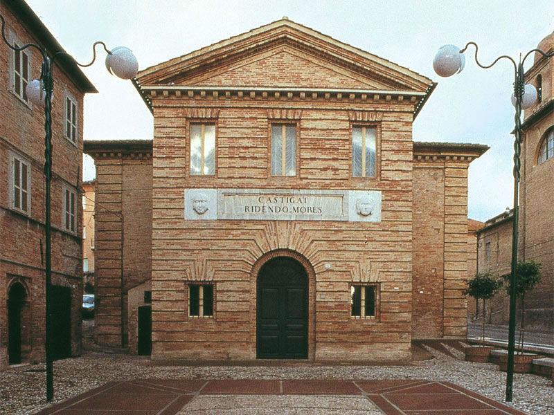 Breve storia del teatro - Teatro Porto San Giorgio