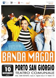 banda magda tigre