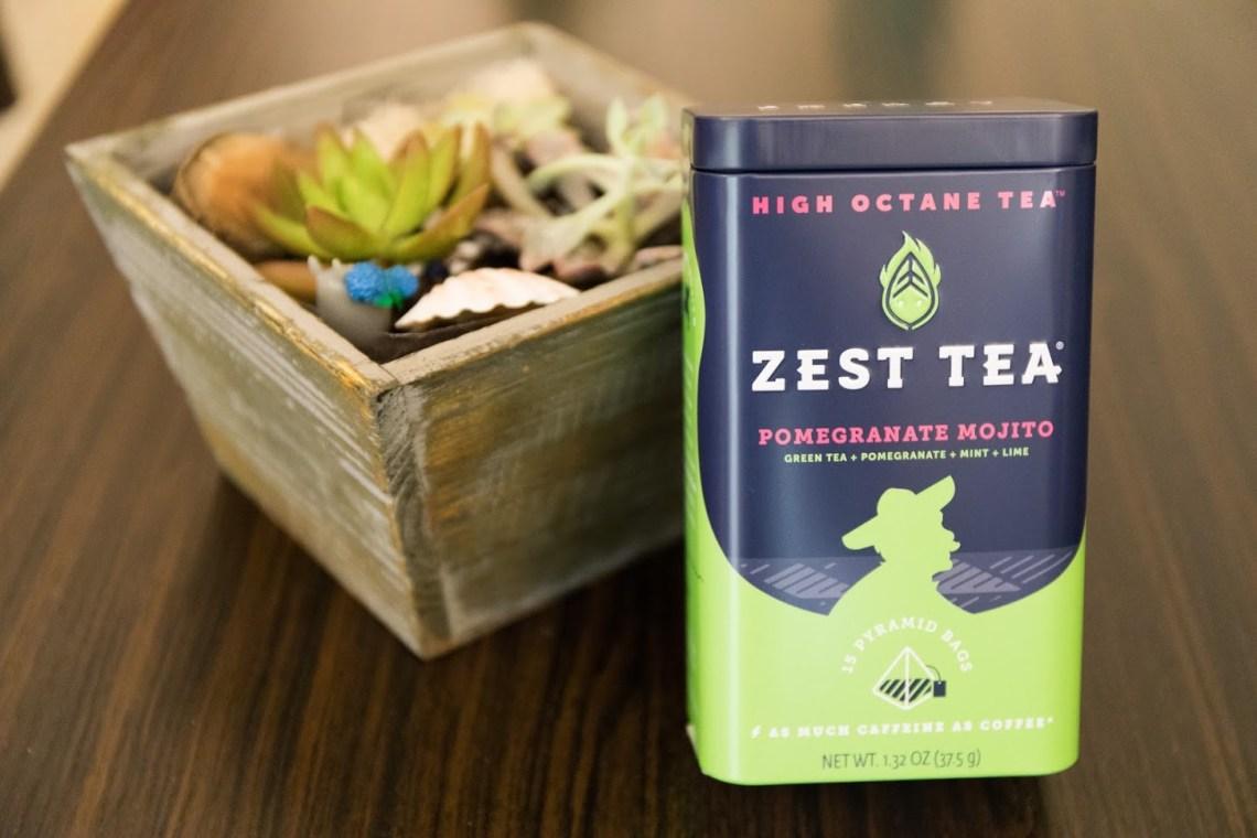 Zest Tea, Tea Review, Tea