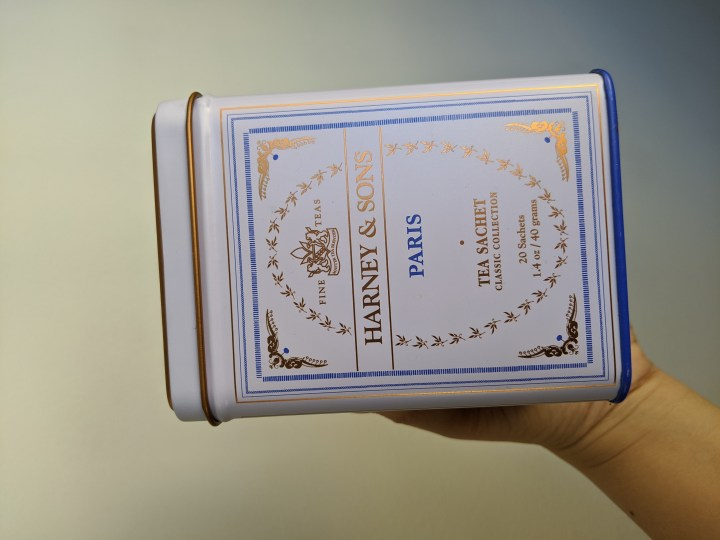 Paris by Harney and Sons Tea