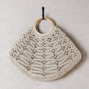 Summer Macrame Bag