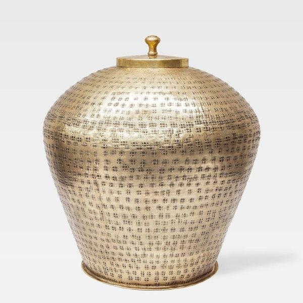 Textured Urn