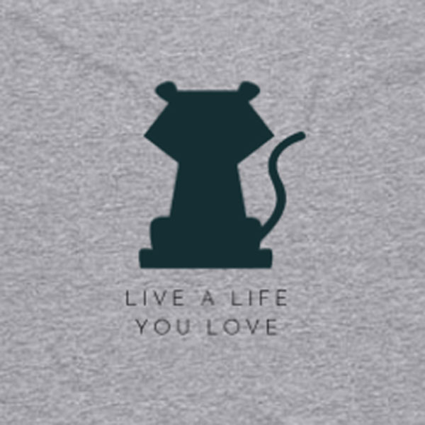 Live A Life You Love Logo