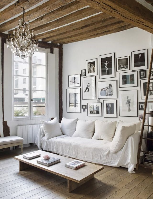 Raise the Ceiling with Exposed Structure