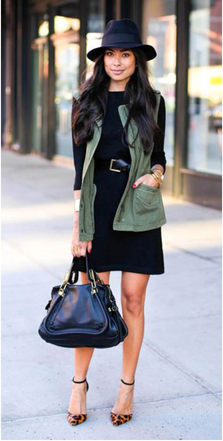 Playful Style with A T-Shirt Dress