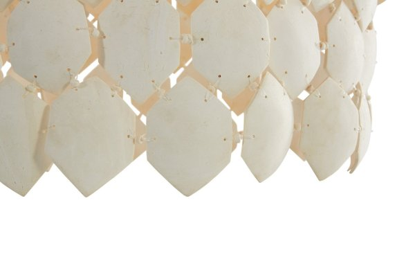 Coconut Pendant Intricate Details
