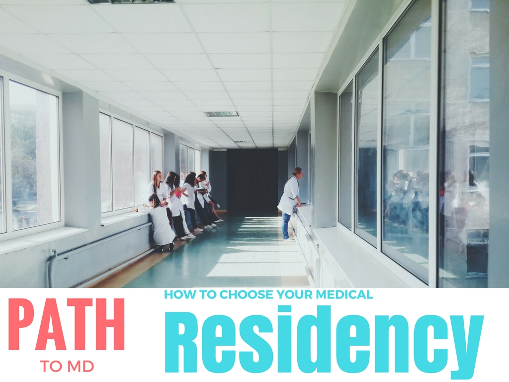 Choosing a Medical Residency Program - Tea with MD: A