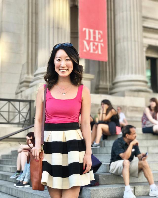 NYC Met Museum Tea with MD