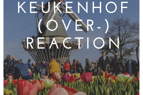 The Keukenhof Overreaction