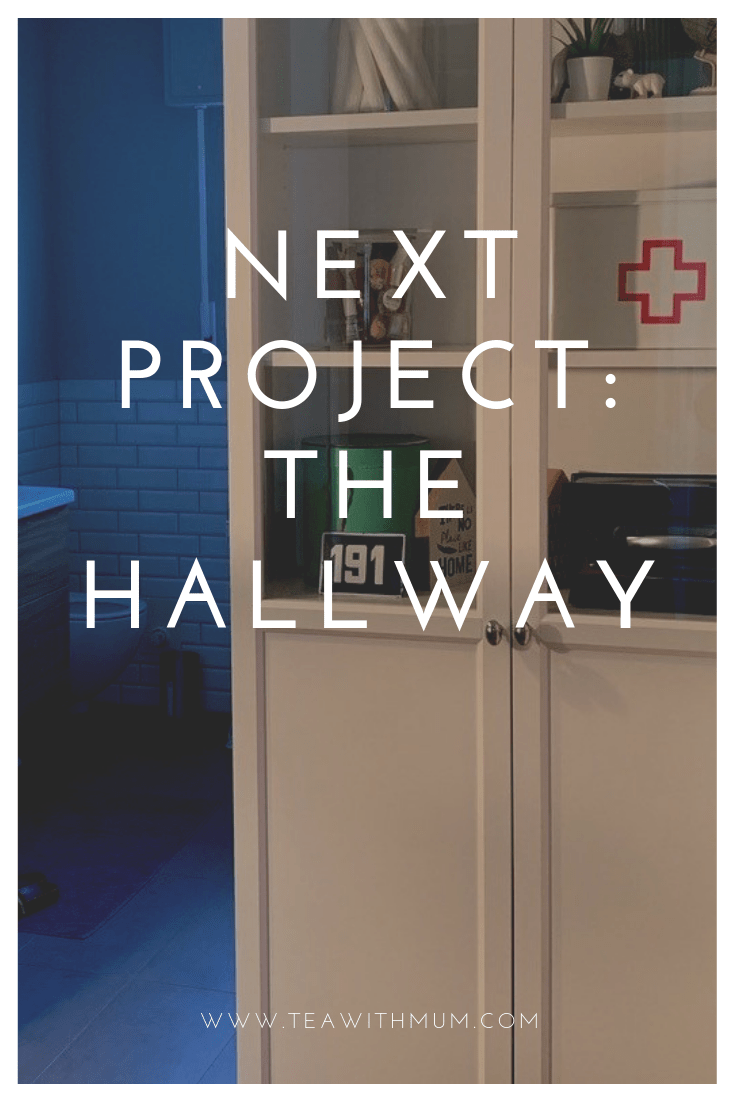 Hallway update project