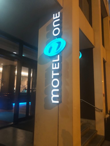 Motel One: our accommodation in Brussels