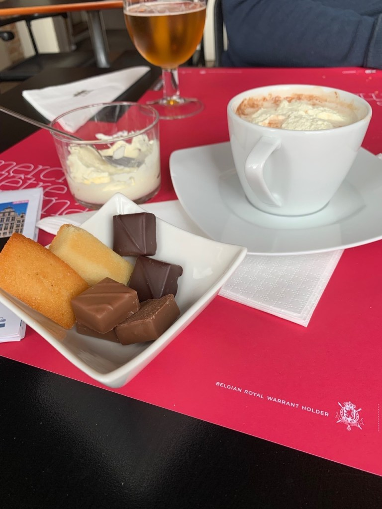 Witteners - the other chocolate to do in Brussels