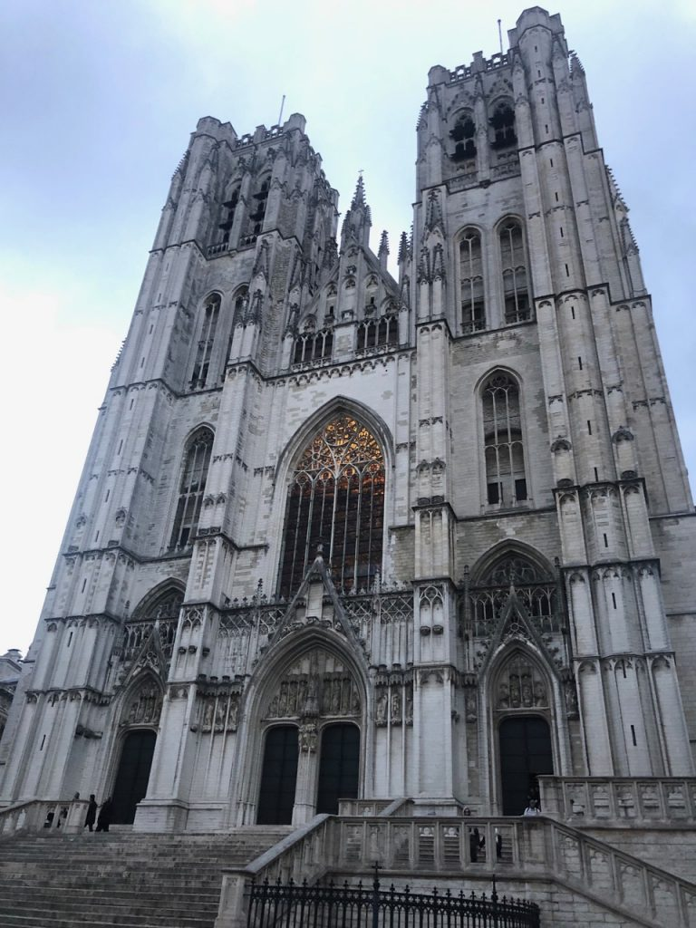 The Cathedral: things to see in Brussels