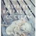 Raspberry Raffaello ice cream - title