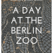 An afternoon at the Berlin Zoo, with kids; image of the mosaic of a giraffe near the Antilope House at Berlin Zoo; What to do in Berlin with kids