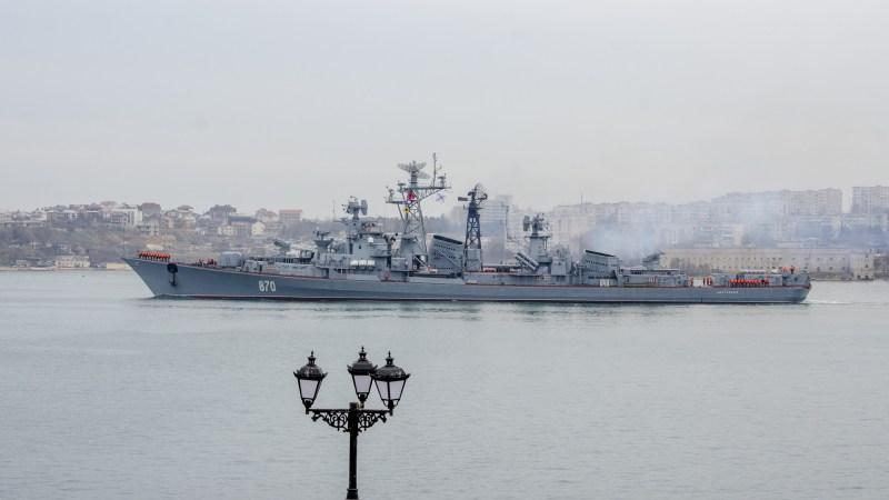 Plant die russische Marine ab nächster Woche zwei Schießübungen vor Zypern?