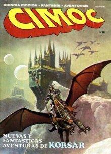 CIMOC (SAN ROMAN/RIEGO, 1979) 2