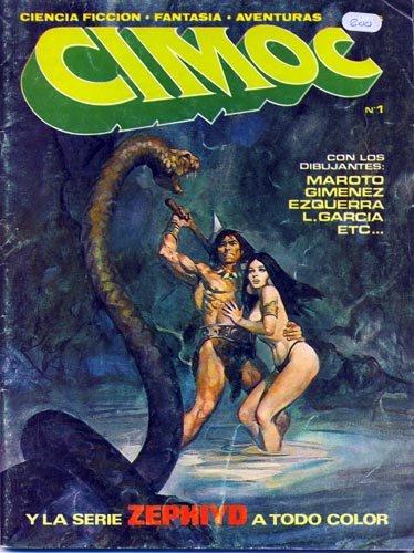 CIMOC (SAN ROMAN/RIEGO, 1979) 1