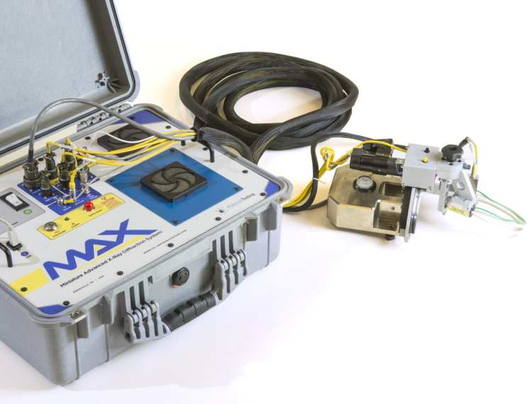 Miniature Advanced X-ray Diffraction System