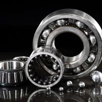 Retained austenite measurement bearings