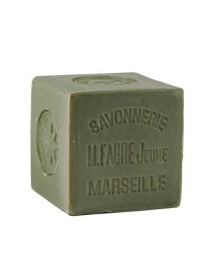 sapone di marsiglia con olio d'oliva cubo 600gr senza astuccio marius fabre tec-terreecolori calestano-parma