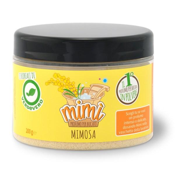 verdevero bucato floreale mimì mimosa camomilla tec-terreecolori calestano-parma