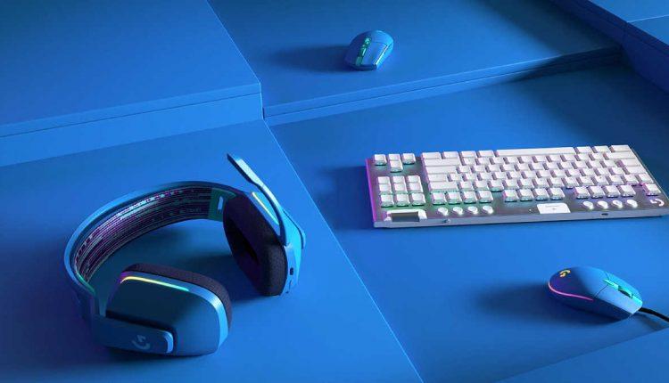Logitech G lanza su nueva linea Color Collection, juega con colores  personalizados - TEC