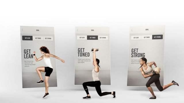 Nike+ Traning Club