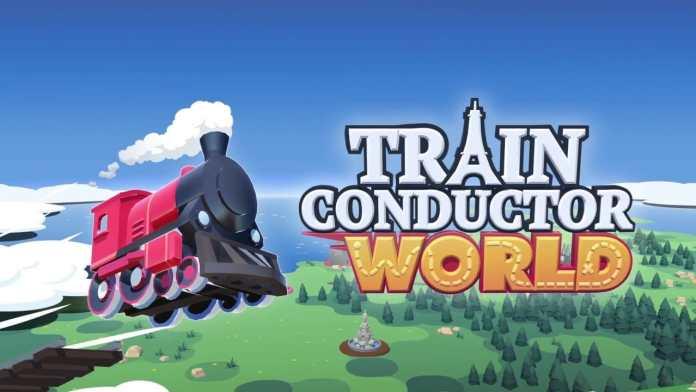 Train Conductor Wolrd