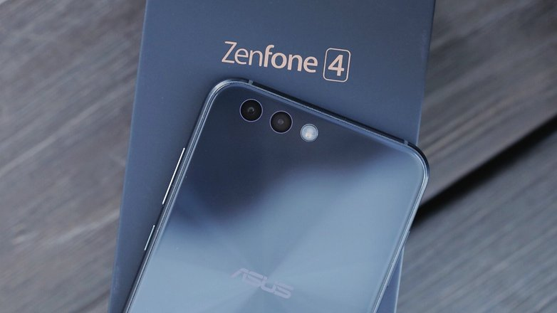 Galaxy A8 vs Zenfone 4