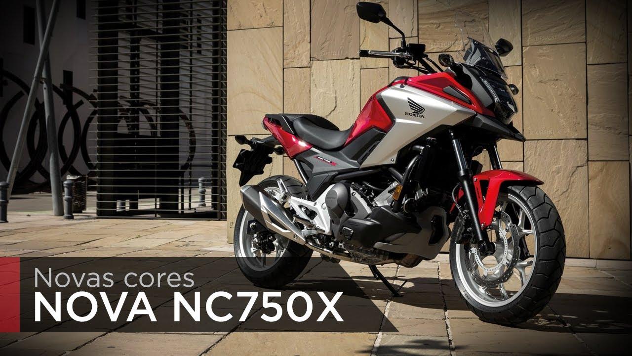 NovaHonda NC 750X 2019