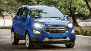 Novo Ford EcoSport 2019