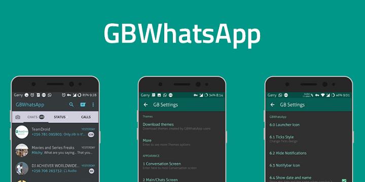 GBWhatsapp v6.60 APK Atualizado 2018 – WhatsApp Modificado – ATUALIZADO OUTUBRO 2018