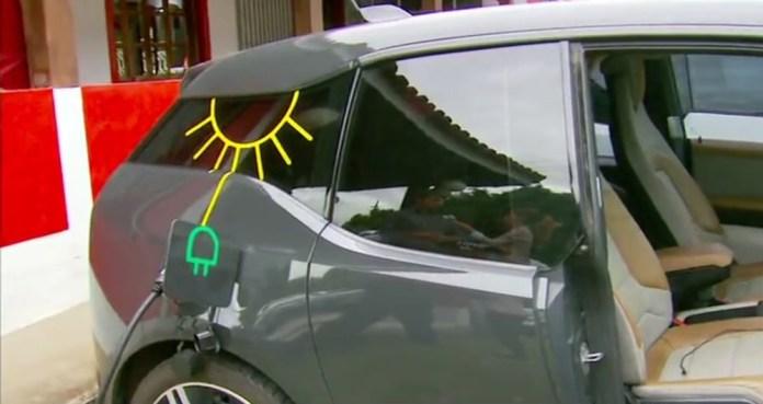 Posto de recarga de carros elétricos é inaugurado em MG - TD Auto - TecDuos