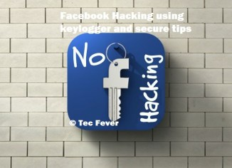 hack facebook using keylogger