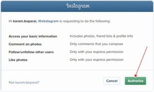 How To Use Instagram On PC 4