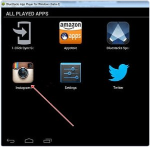 How To Use Instagram On PC 5