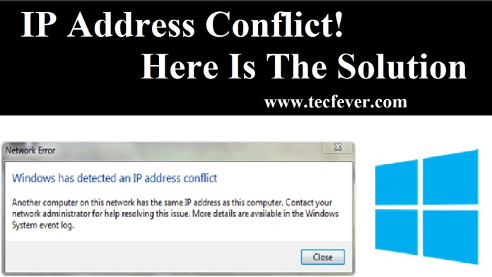 Solution For IP Address Conflict