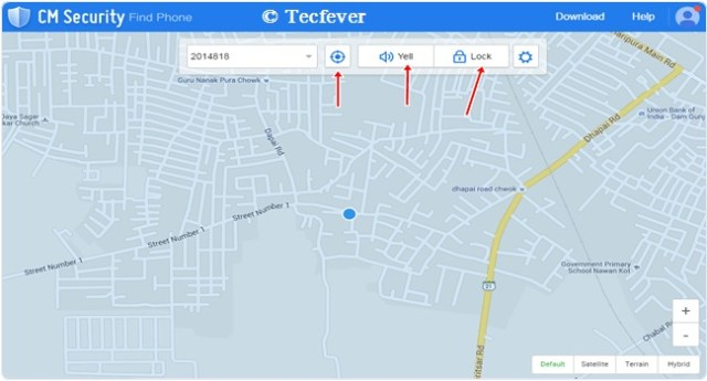 Steps To Ring Android Phone Lost In Silent Mode-Tecfever 6